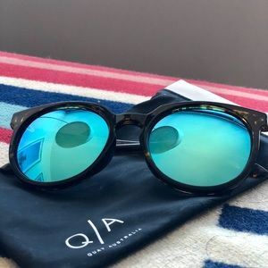 Quay Australia Tortoiseshell Sunglasses